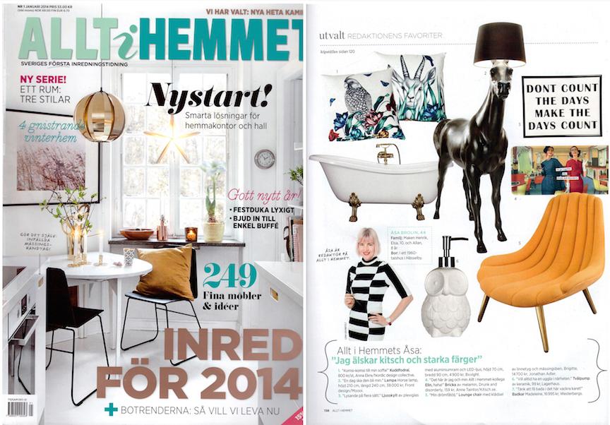 Allt & Hemmet Magazine