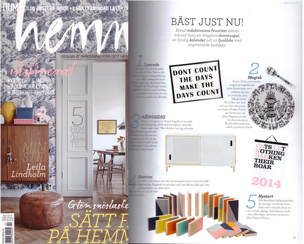 Hemma Magazine