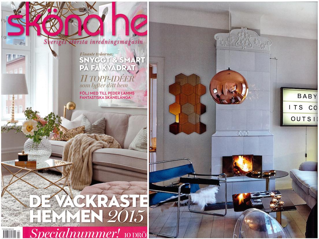 Sköna Hem Magazine