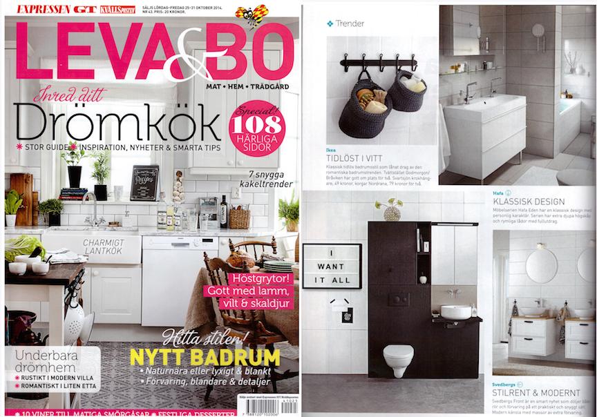 Leva & Bo Magazine