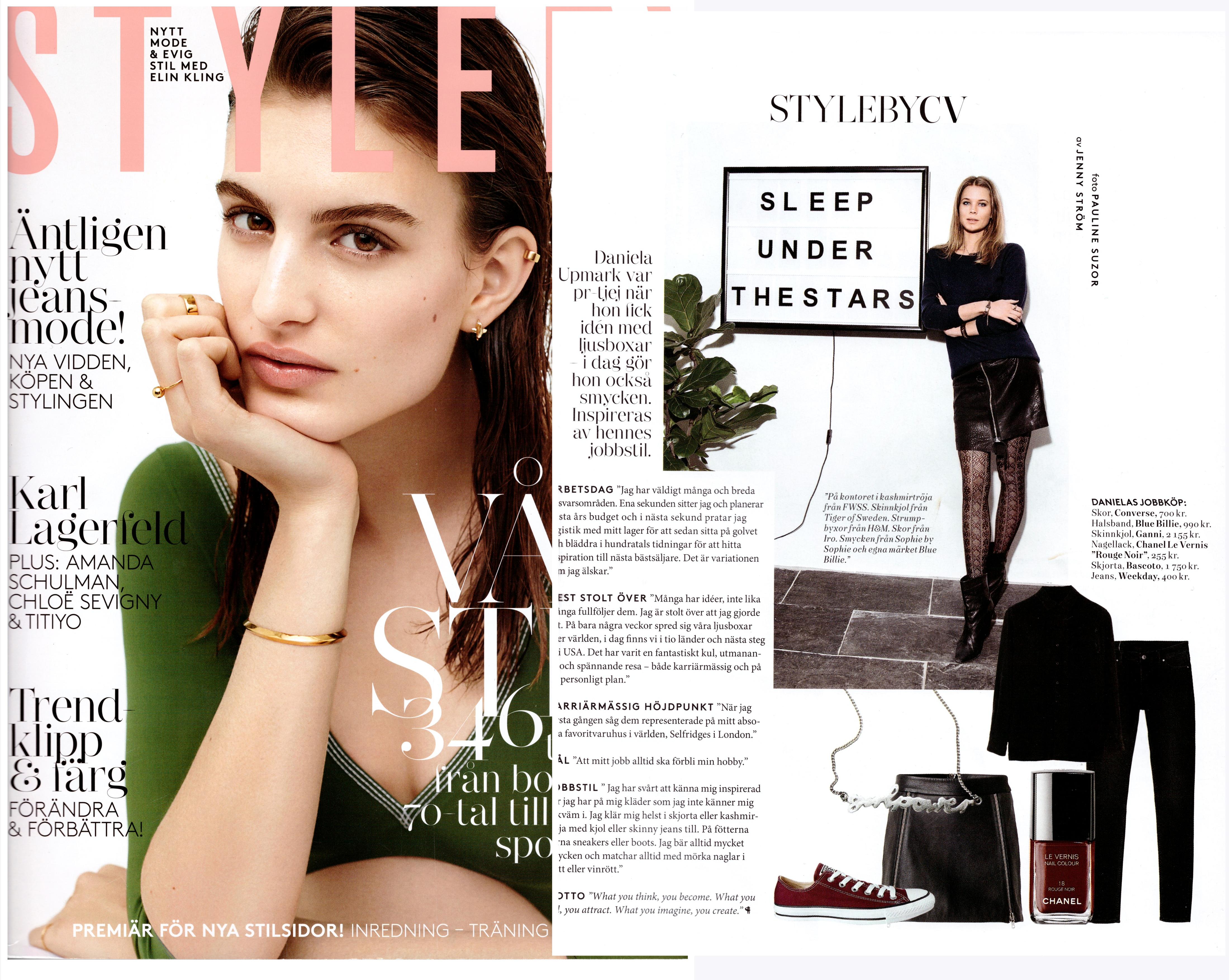Styleby Magazine