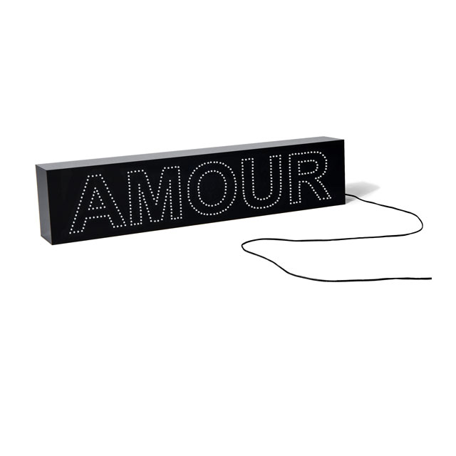 Shop the new AMOUR Light Box