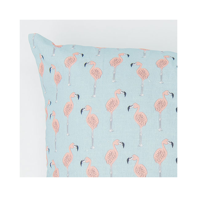 SHOP THE FLAMINGO PILLOW